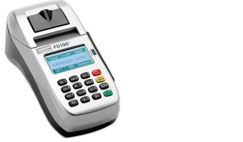 New, Fast Credit Card Terminal From First Data